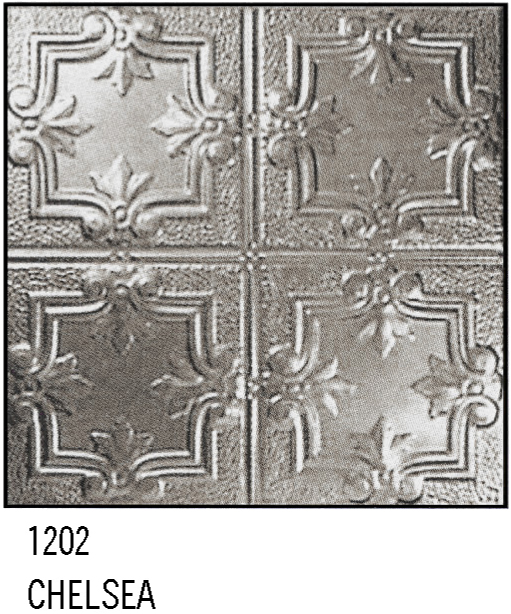 Embossed Ceiling Tiles.  Tin Ceiling Tiles